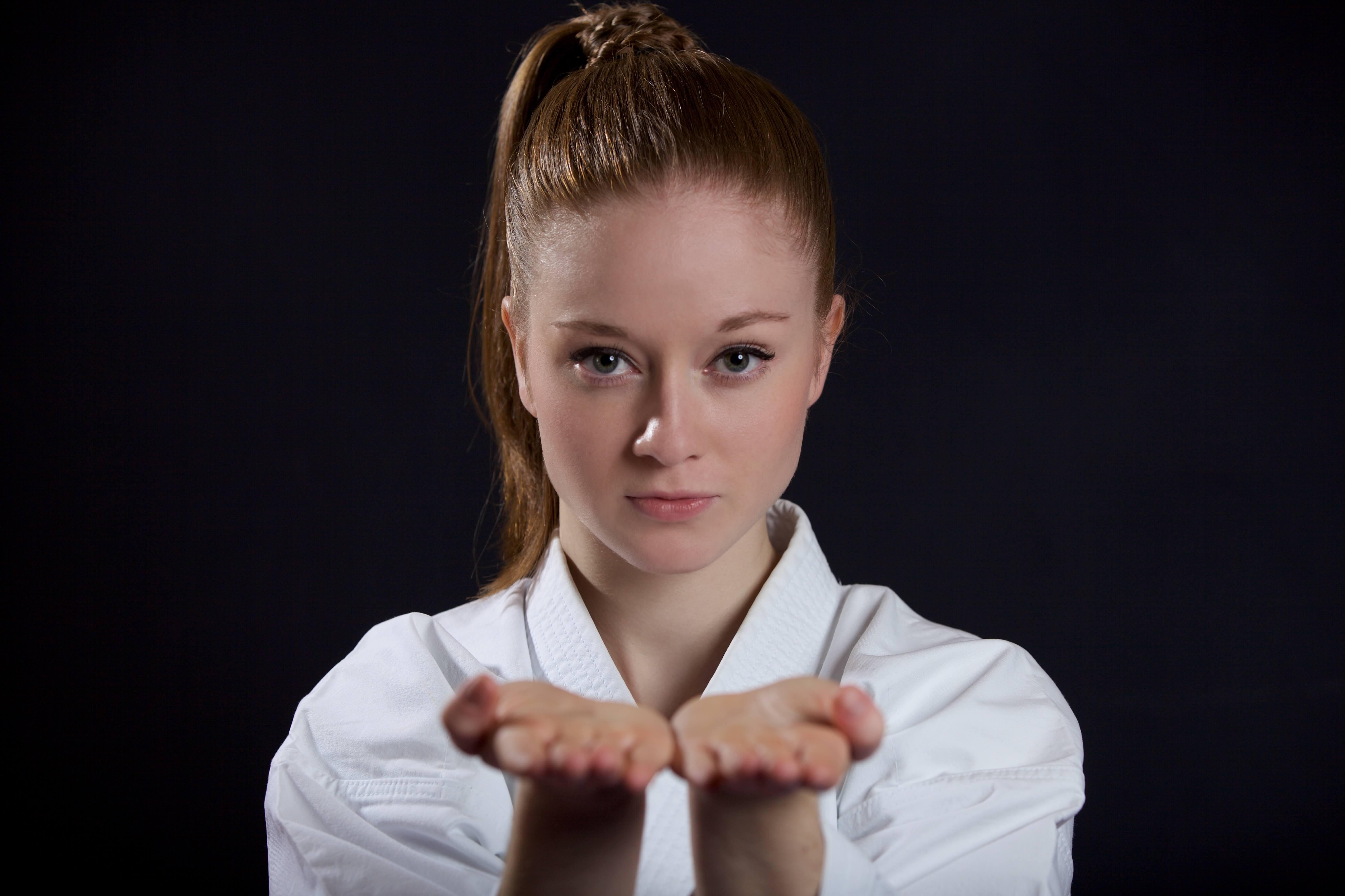Lena - Karate